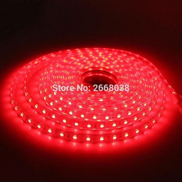 LED strip light 220V
