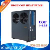 China 380V 50Hz High COP Energy SavingHeat Pump Tank Heat Exchanger on sale