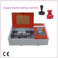 China Mini Rubber Stamp Laser Engraving Machine (JC-2525) on sale