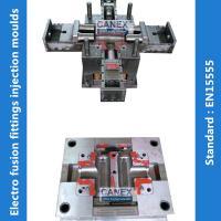 Buy cheap Electrofusion Fittings injection moulds - BS EN12201-3  Water standard bs iso 8085 EN1555-3  EN12201-3 from Wholesalers