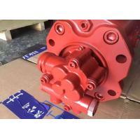 Red Hyundai R220-7 R225-7 Hydraulic Pump Kawasaki piston pump