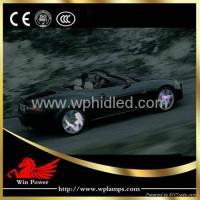 China High Class Programmable LED Car Wheel Light on sale
