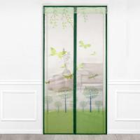Buy cheap fine printing screen door , invisible magnetic screen door curtain,90*210cm from Wholesalers