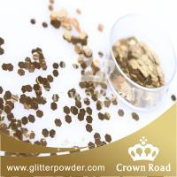 China 2015 Promotional hexagonal glitter powder on sale