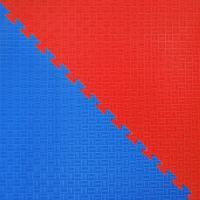 Buy cheap WTF Octagon Taekwondo Mat Reversible 120kg/cbm 80cm x 80cm x 25mm from Wholesalers