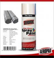 Buy cheap Zinc Effect Spray Paint, Zinc Paint from Wholesalers