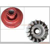 High Chrome Cast Iron Centrifugal Slurry Pump / Centrifugal Sludge