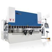 Buy cheap WE67K DA66T sheet metal CNC automatic press brake hydraulic bending machine from Wholesalers