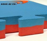 China 1mX1m Gym mat with 20mm,25mm,30mm,35mm,40mm on sale