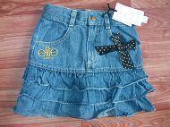 China Girl's Denim Skirt on sale