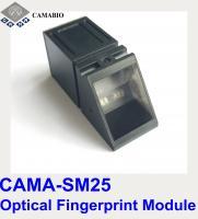 China CAMA-SM25 serial biometric component fingerprint reader module on sale