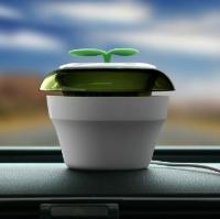 Car Negative ions Air Ionizer Purifier Oxygen Bar