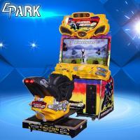 China kid amusement park center Racing machine Super Moto Bike FF motorbike racing games machines on sale