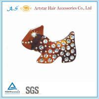 China Artstar cute crystal hair clips for kids on sale