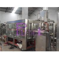 Small Bottle Automatic Water Filling Machine Monoblock of