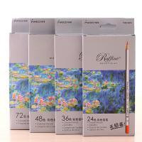 China Marco Raffine Fine Art Water Colored Pencils 24/36/48/72pcs on sale