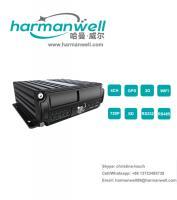 4channel vehicle mobile DVR car surveillance kits on sale dual steaming