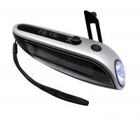 China Dynamo Solar LED Flashlight Xln (XLN-811B) on sale