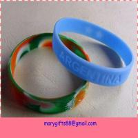 Bottom price hot-sale 2014 fitness sports silicone bracelet