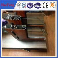 Buy cheap Hot sell good quality bridge-broken thermal-break aluminium profile for Windows from Wholesalers
