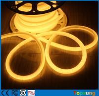 Buy cheap 120LED/M led neon rope light 360 degree 16mm mini PVC warm white neon flex DC12V from Wholesalers