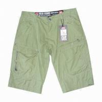 China Playboy Boxer Shorts for Men& Fabrics Like Poly/Cotton Canvas Oxford Poplin on sale