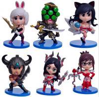 Buy cheap Hit Promotion League of Legend Decorative PVC Dota Dolls LOL Figure from Wholesalers