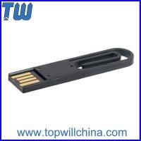 Clip Plastic 32GB Usb Flash Drive 64GB for Office Business Man