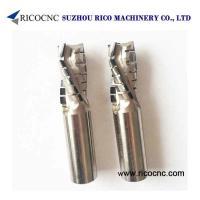 China PCD Diamond Bits CNC Router Bits for Fiberglass Panel Cutting on sale