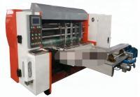 Buy cheap Auto Corrugated Box Die Cutting Machine , Printing Slotting Die Cutting Machine from Wholesalers