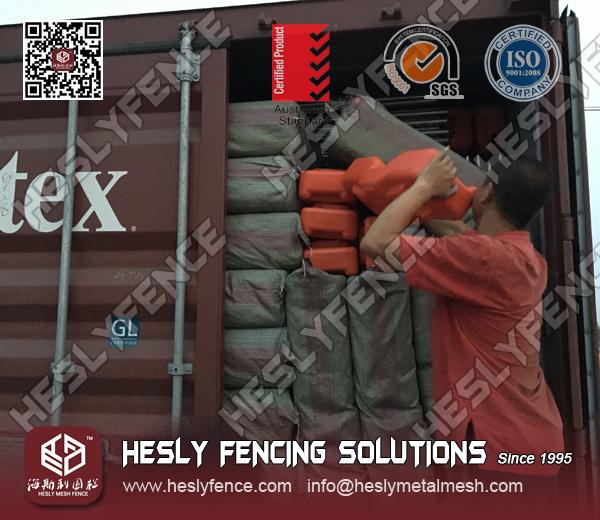 HESLY Temporary Fencing