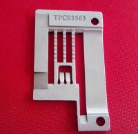 Needle plate TPC03563 CT4703-356 as KINGTEX industrial  sewing machine part