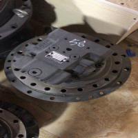 China DH150 s130 s140 doosan excavator travel motor , 2401-9121B on sale