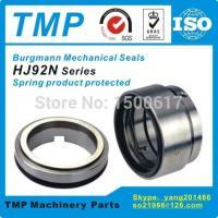 HJ92N-33 Burgmann Mechanical Seals (33x47x42.5mm)  HJ92N Series Wave Spring Pusher Seals