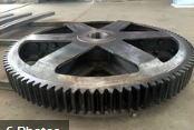 Awning big grinding wheel marine gear Good Quality Helical Gear for Heavy Duty Machinery