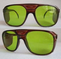 Buy cheap Light T-Rex Laser Safety Glasses For Wavelength 1064nm BP-3111 Green PC Lens from Wholesalers