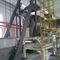 China High Speed Washing Powder Production Line Saving Energy Consumption on sale