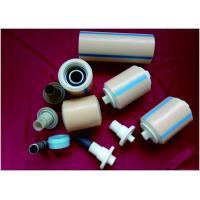 Waterproof Cement Plant Nylon Conveyor Rollers / Small Diameter