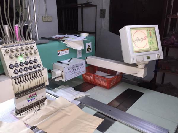 Buy Original Second Hand Tajima Embroidery Machine High