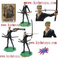 China MOQ(USD300) 23cm Roronoa-Zoro for One Piece anime figure toys ky2958 on sale