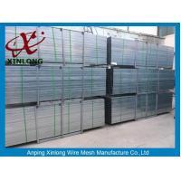 Various Type Steel Fencing Posts , Green Metal Fence Posts XL-POST