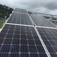 Buy cheap 12V 220V Pure Sine Wave Inverter Off Grid Generator Battery Backup Panel Solar Power System from Wholesalers