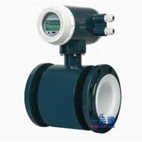 China Water Electromagnetic Flow Meter Manufacturers Food Grade For Beer / Milk on sale