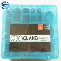 Buy cheap Hyundai / Doosan Excavator Seal Kit NBR 90 GIANT 376Pcs / Viton O Ring from Wholesalers
