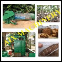 China coconut husk fiber process machine,coconut defiber machine on sale
