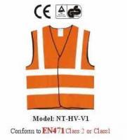 China High-visibility Warning Waistcoat on sale