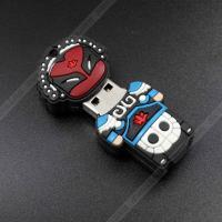 Buy cheap Cute Cartoon Style PVC Custom USB Flash Drives, Real 32GB Capacity USB Memory For Gift from Wholesalers