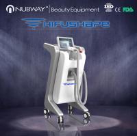 Buy cheap new technology mini hifu hifushape slimming machine with best price from Wholesalers