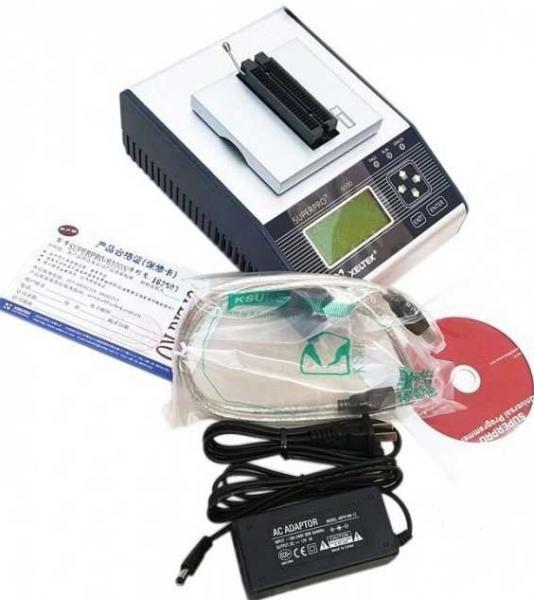 Xeltek SUPERPRO6100N, SP6100N USB2.0 Interfaced Ultra-high Speed Stand-alone