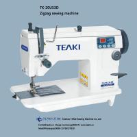 China TK-20U53D zigzag industrial sewing machine on sale